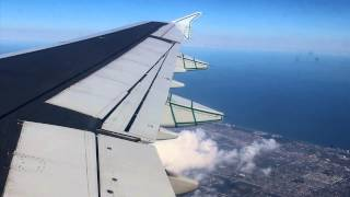 Flying Fort Lauderdale to Toronto on Air Canada