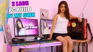 OMG!! HIGH END GAMING PC Build By 14 Years Old Girl BindassKAVYA