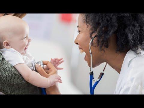 Projeto Saúde em Primeiro Lugar - A importância da consulta ao pediatra mesmo na pandemia