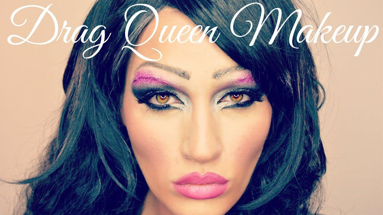 Maquillaje Carnaval: Drag queen #nonicarnaval