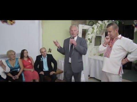 гумореска на весіллі від вуйка