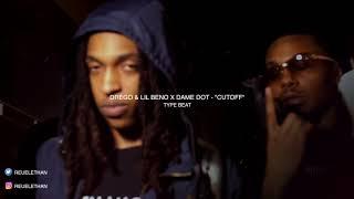 """(FREE) Drego & Lil Beno x Dame Dot Type Beat """"Cutoff"""""""