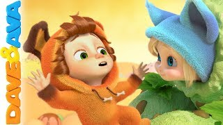 😻 Baby Songs | Dave and Ava | Nursery Rhymes and Kids Songs 😻