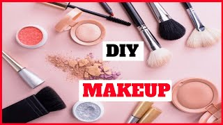 Homemade MAKEUP PRODUCTS | Easy MAKEUP Recipe Ideas For DIY Cosmetics (Makeup Hacks)