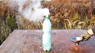 8 Cool Dry Ice Experiments!