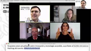 Jornada Inteligencia Artificial e Inclusión Social