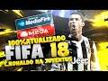 FIFA 18 OFFLINE COM C.RONALDO NA JUVENTUS DOWNLOAD VIA MEGA E MEDIAFIRE