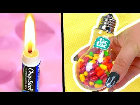 Weird DIYS You Need To Try!