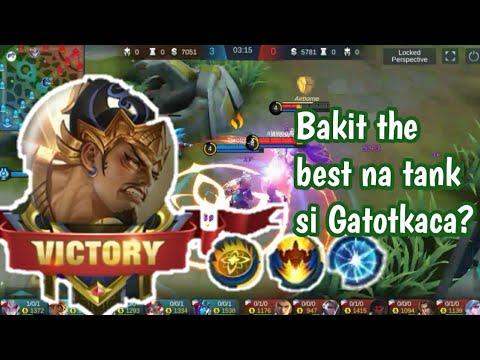 Gatotkaca | Ang Pinaka malakas na tank