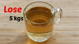 How To Lose Stubborn Belly Fat - Magical Fat Cutter Drink To Lose Weight Fast - 5 Kgs - Cinnamon Tea