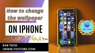 how to change multiple wallpapers on iPhone