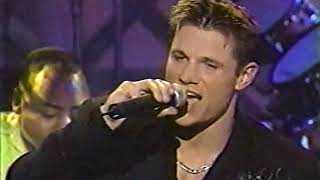 98 Degrees *Can't Get Next to You & Because of You* Motown Live