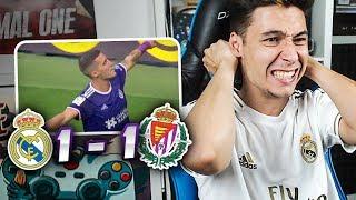 Hoy os traigo REACCIONES DE UN HINCHA Real Madrid vs Valladolid 1-1 *VAYA DESASTRE*  ► ¡Sígueme! • Suscríbete al Canal! http://goo.gl/qwyJan • Instagram! https://www.instagram.com/bydiegox10 • Twitter! https://twitter.com/ByDiegoX10 • Twitch! https://www.twitch.tv/bydiegox10