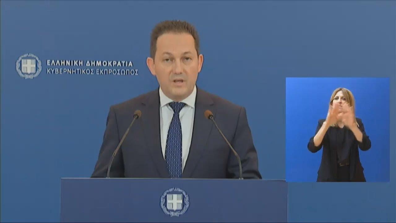 Στ. Πέτσας: Θετικό γεγονός ότι ο πολιτικός κόσμος στηρίζει τη συμφωνία με την Ιταλία