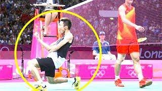 【バドミントン】立ち上がれリー・チョンウェイ!!世界最高峰プレイヤーの2018年ベストプレイ集!!【衝撃】Lee Chong Wei【badminton】