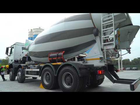 THBB Transmikserle Trafikte Güvenli Sürüş