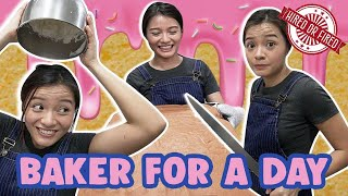 Hired or Fired: Baker For A Day