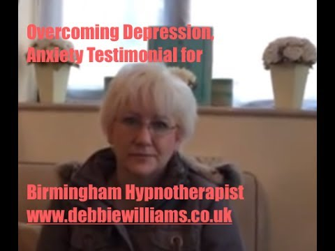 Anxiety & Depression Gone Testimonial