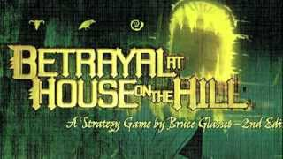 Picture of a game: Betrayal At House On The Hill