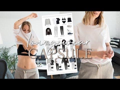 Loungewear capsule: my essentials   Capsule wardrobe guides