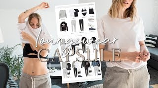Loungewear Capsule: My Essentials | Capsule Wardrobe Guides