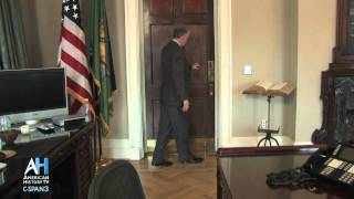 American Artifacts: History of Treasury Sec. Tim Geithner's Office - Curator Richard Cote