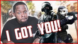 WE CAN'T LET HIM DOWN! - Rainbow Six Siege | (RB6 Siege Casual Multipayer)