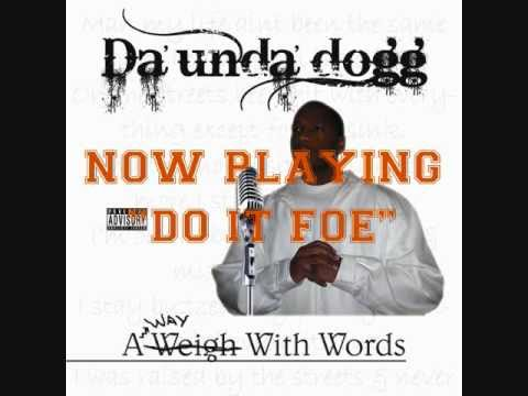"Da'unda'dogg - ALBUM SAMPLER for ""A WAY WITH WORDS"" Out April 16th"