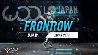 Asymk | FrontRow | World of Dance Japan Qualifier 2017 | #WODJP17