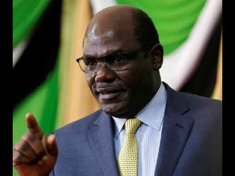 Wafula Chebukati: Thousands of polling stations did not open as scheduled