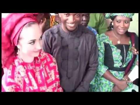 Traditional Nigerian Idoma Wedding - Peter and Miriam