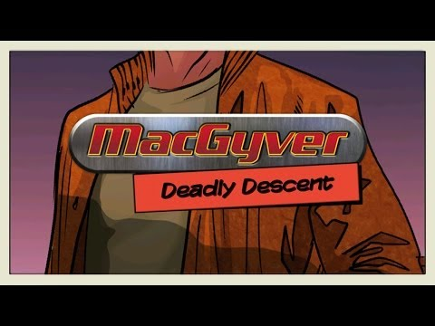MacGyver : Descente Mortelle IOS