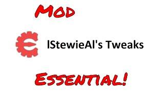 Fallout New Vegas Mod Essentials LStewieAl's Tweaks