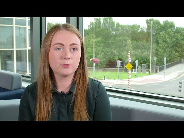 Áine Matthews - IT Graduate Development Programme