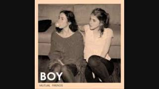 BOY - Silver Streets