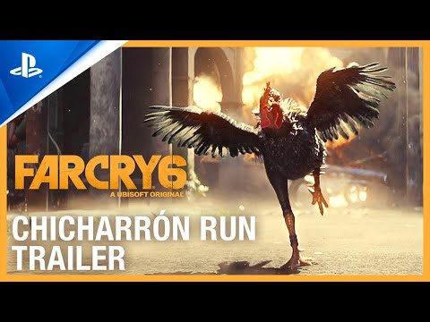Far Cry 6 : Far Cry 6 | Chicharrón Run - Publicité TV | PS5, PS4