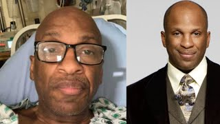 Gospel Singer Donnie McClurkin Tearfully Begs For Help As He Is Left Alone & Single For Entire Life
