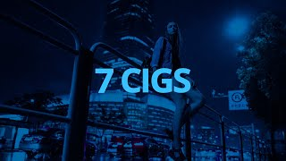 Emir Taha - 7 Cigs // Lyrics