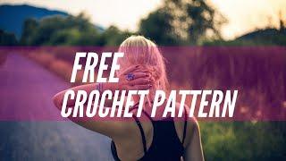 crochet flower patterns to print