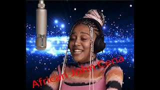 John Cena Of Africa By Sho Madjozi   Hilarious Swahili Rap Song! Video Courtesy Of A Colors Show