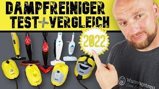 Dampfreiniger Test 2021 ► 9 Geräte im großen Vergleichstest ✅ Kärcher, Vileda, Leifheit & Co.