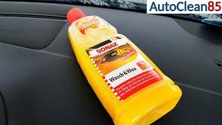 AUTO WASCHEN / Sonax Wasch&Wax Test/NanoMagic Alternative? WASCHEN + WAXEN/Shampoo mit Versiegelung