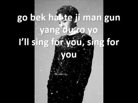 EXO - Sing For You Lyrics [EASY LYRICS] Mp3