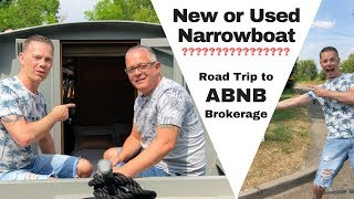 Buying a New or Used Narrowboat? Decisions decisions!