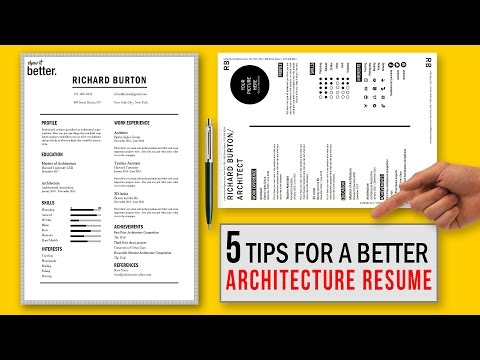 mp4 Architecture Cv Template Free, download Architecture Cv Template Free video klip Architecture Cv Template Free