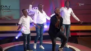 """Thursday Night Live   047 Ft. Vusi Nova """"Ubuhle"""""""