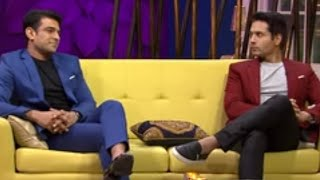 Juzz Baatt - Ijaj Khan, Iqbal Khan Hindi Zee Tv Serial Talk Show Rajeev Khandelwal | Ep - 7