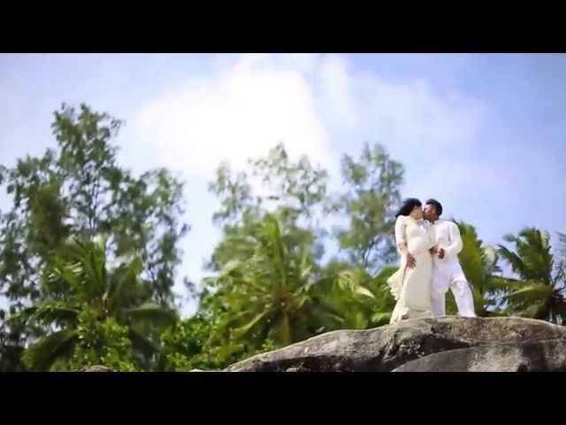 Wedding in Seychelles, Baie Lazare