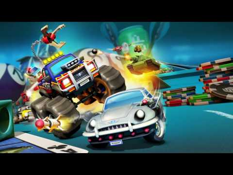 Codemasters confirma el regreso de Micro Machines World Series