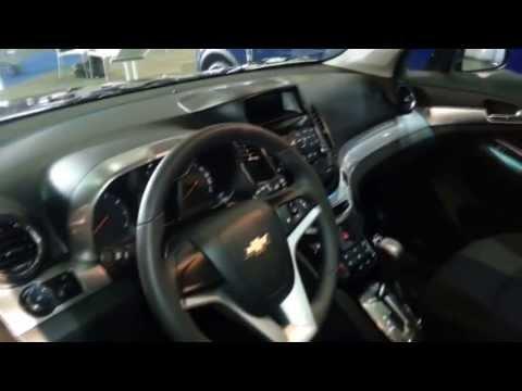 Interior Chevrolet Orlando 2014 Precio Caracteristicas versión para Colombia FULL HD